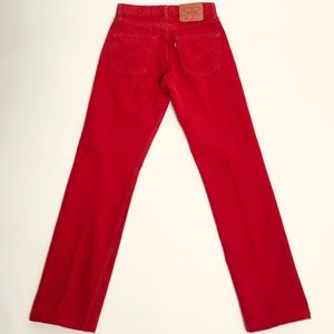 Levi Strauss 501 Button fly Jeans